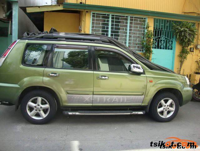 Nissan X-Trail 2003 - 5