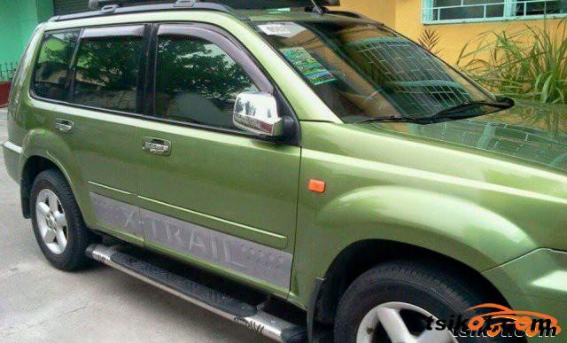 Nissan X-Trail 2003 - 6