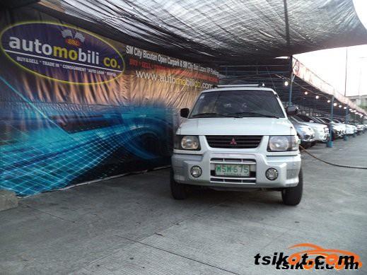 Mitsubishi Adventure 2001 - 2