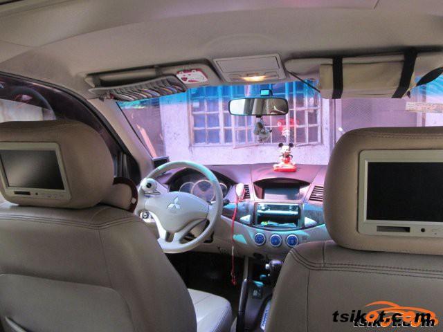 Mitsubishi Montero 2008 - 3