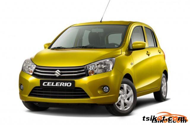 Suzuki Celerio 2016 - 5