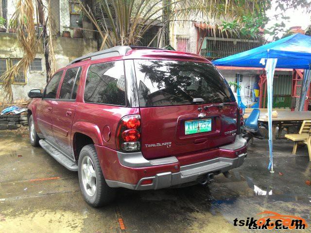 Chevrolet Trailblazer 2005 - 4