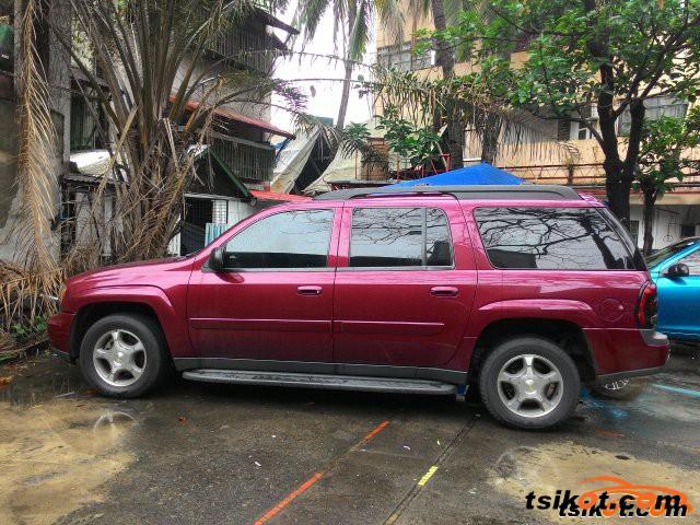 Chevrolet Trailblazer 2005 - 5