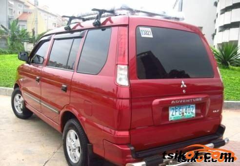 Mitsubishi Adventure 2005 - 7