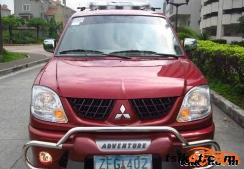 Mitsubishi Adventure 2005 - 8