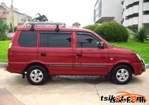 Mitsubishi Adventure 2005 - 9