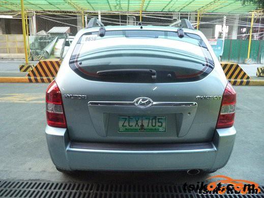 Hyundai Tucson 2006 - 3