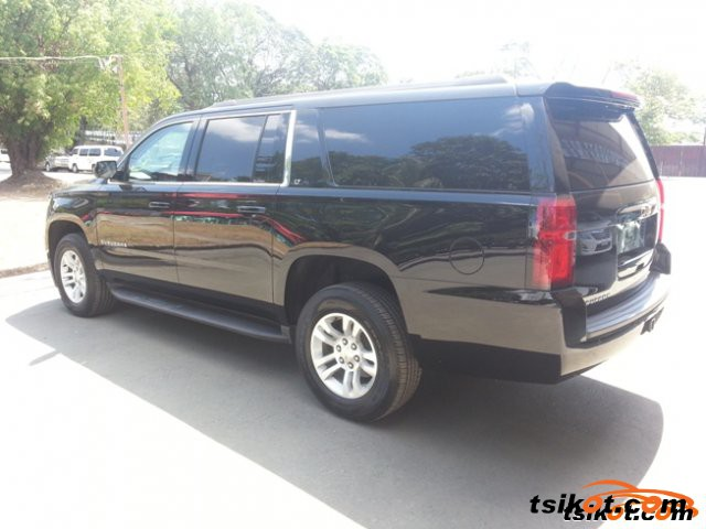 Chevrolet Suburban 2015 - 6