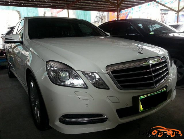 Mercedes-Benz 220 2012 - 3