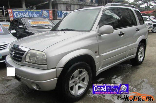 Suzuki Grand Vitara 2003 - 1