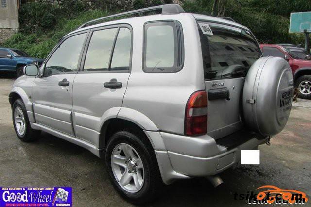 Suzuki Grand Vitara 2003 - 2