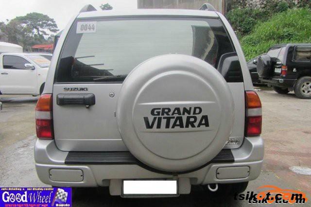 Suzuki Grand Vitara 2003 - 3