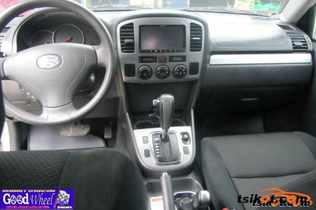 Suzuki Grand Vitara 2003 - 4