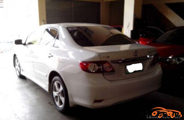 Toyota Corolla 2012 - 1