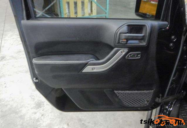 Jeep Wrangler 2012 - 1