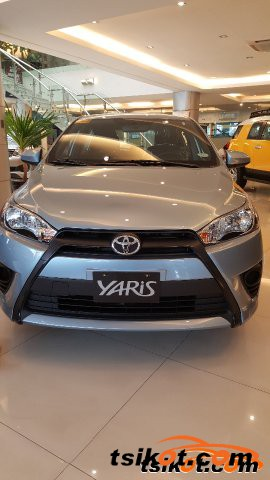 Toyota Yaris 2015 - 1