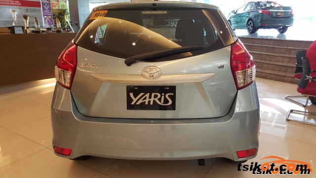 Toyota Yaris 2015 - 2