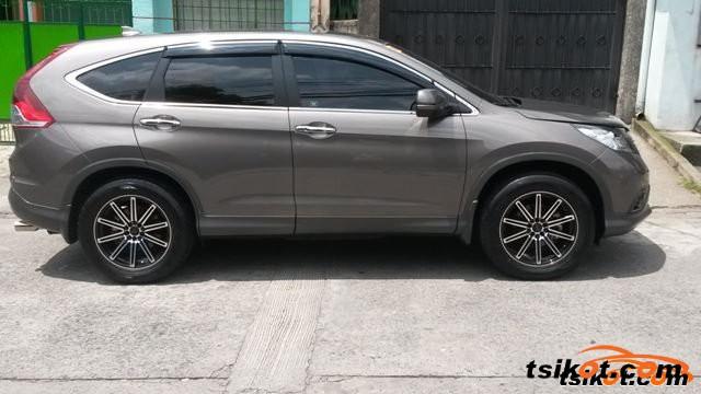 Honda Cr-V 2013 - 5