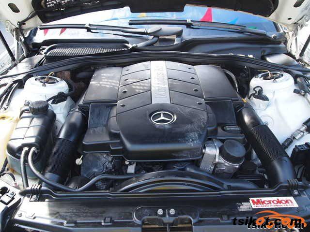 Mercedes-Benz 500 2000 - 3