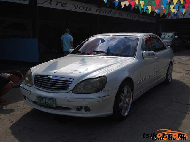 Mercedes-Benz 500 2000 - 5