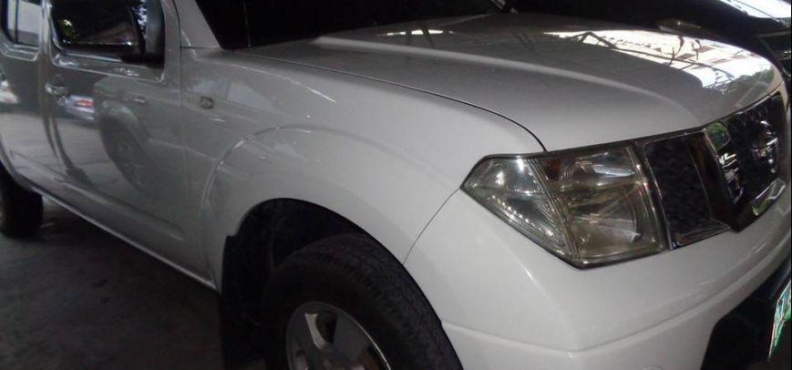 Nissan Navara 2008 - 1