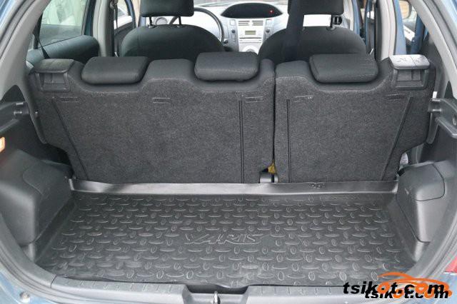 Toyota Yaris 2007 - 4