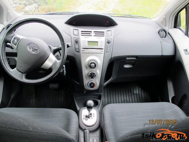 Toyota Yaris 2007 - 2