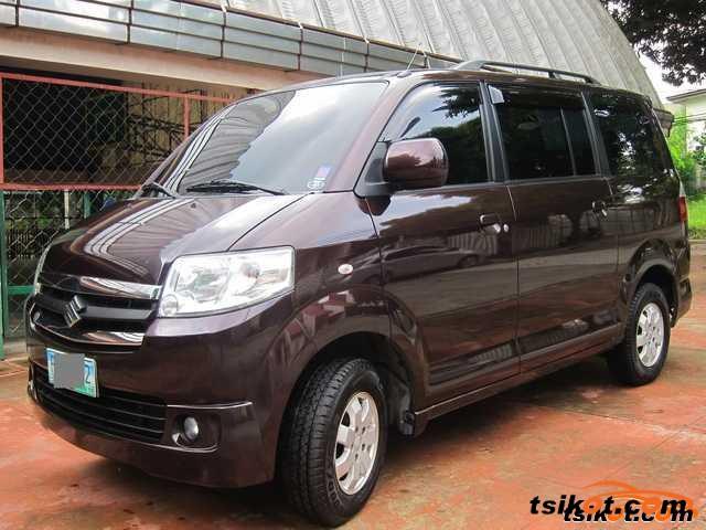 Suzuki Apv 2010 - 1