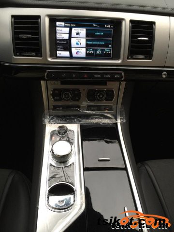 Jaguar Xf 2015 - 1