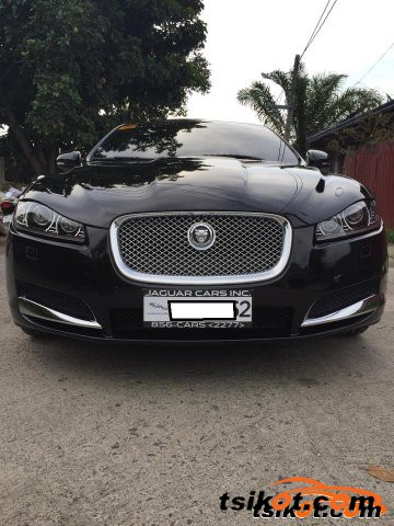 Jaguar Xf 2015 - 6