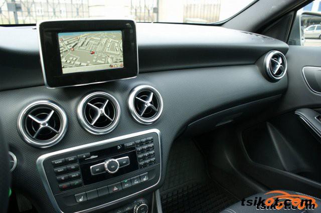 Mercedes-Benz Cla-Class 2014 - 6