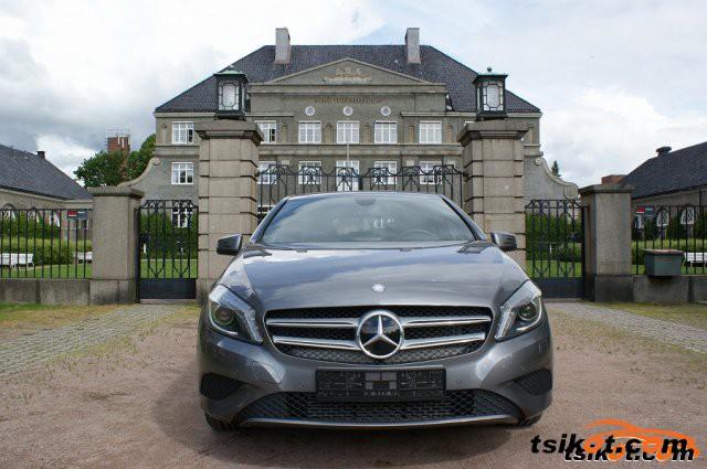 Mercedes-Benz Cla-Class 2014 - 3