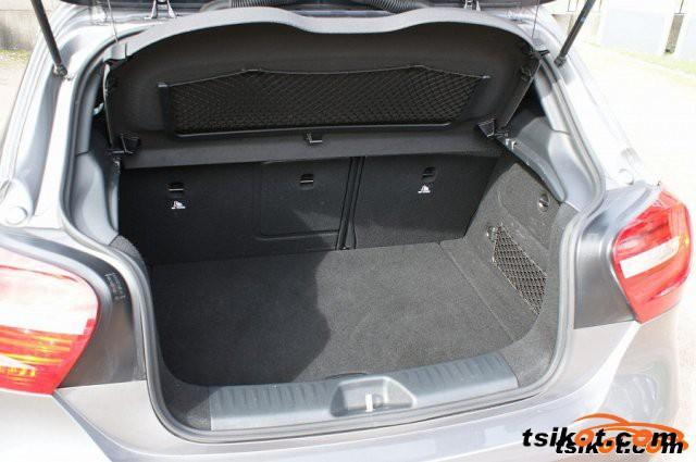 Mercedes-Benz Cla-Class 2014 - 2