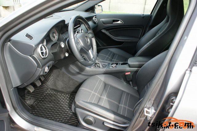 Mercedes-Benz Cla-Class 2014 - 4