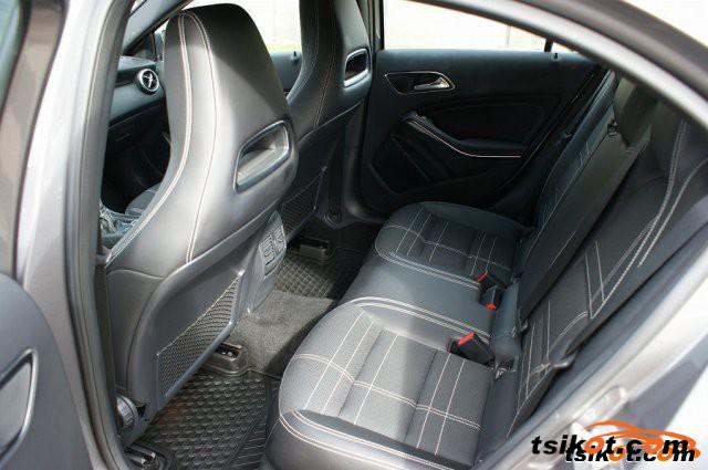 Mercedes-Benz Cla-Class 2014 - 1