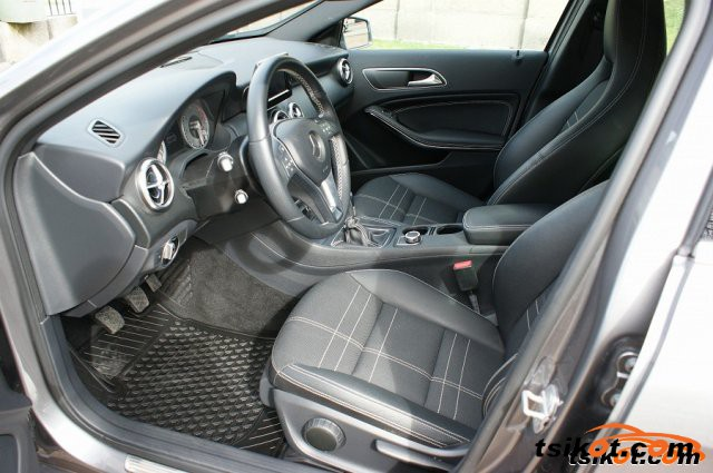 Mercedes-Benz Cla-Class 2014 - 5