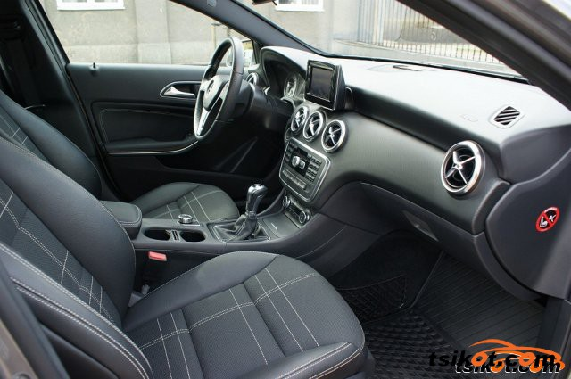 Mercedes-Benz Cla-Class 2014 - 7