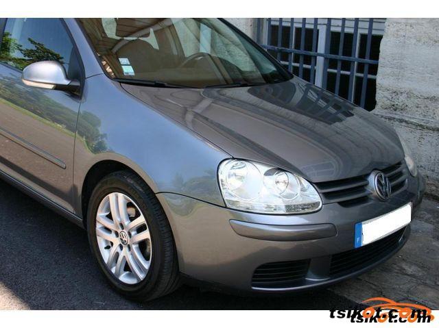 Volkswagen Golf 2006 - 2