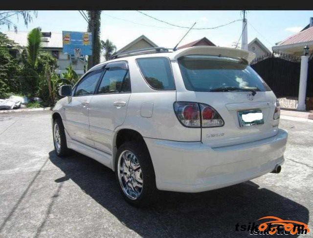Lexus Rx 2002 - 2
