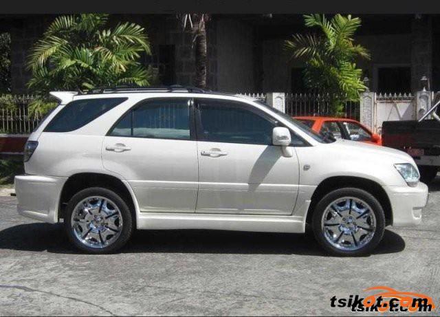 Lexus Rx 2002 - 3