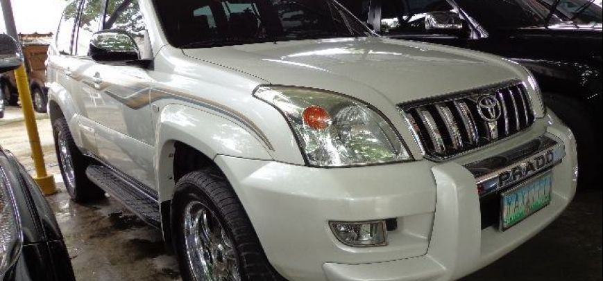 Toyota Land Cruiser 2004 - 1