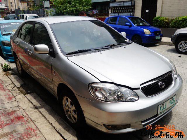 Toyota Corolla 2003 - 2