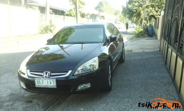 Honda Accord 2003 - 4