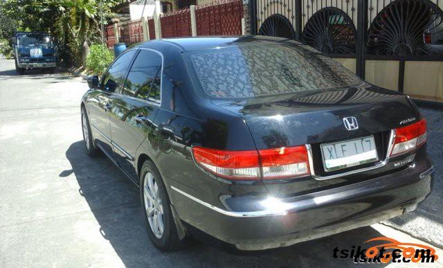 Honda Accord 2003 - 5