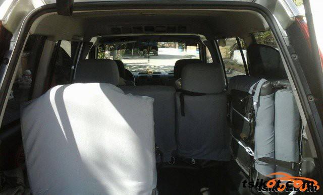 Mitsubishi Adventure 2009 - 3