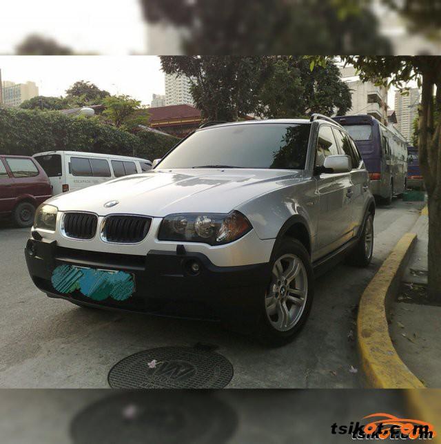 Bmw X3 2004 - 3