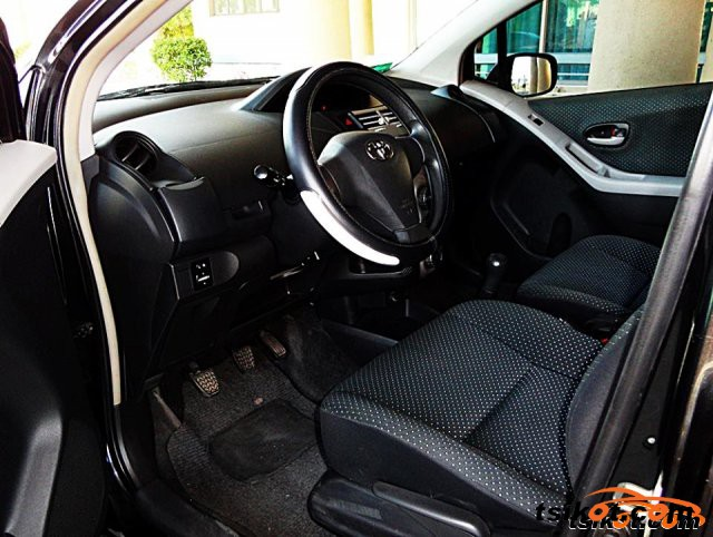 Toyota Yaris 2008 - 5