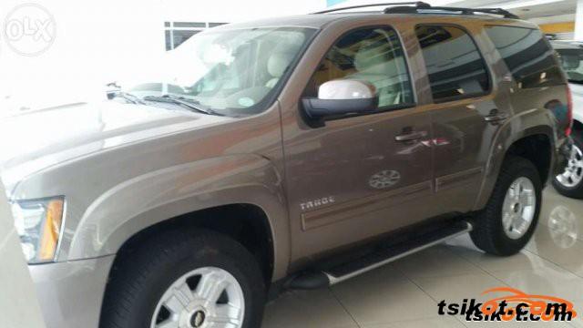 Chevrolet Tahoe 2014 - 3