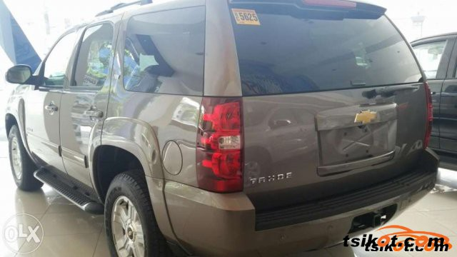 Chevrolet Tahoe 2014 - 8