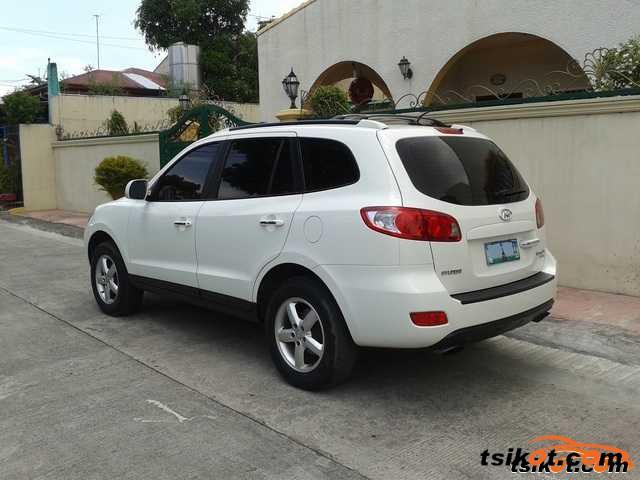 Hyundai Santa Fe 2010 - 3